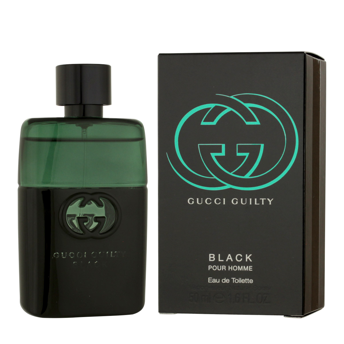 Gucci Guilty Black Pour Homme EDT 50 ml M