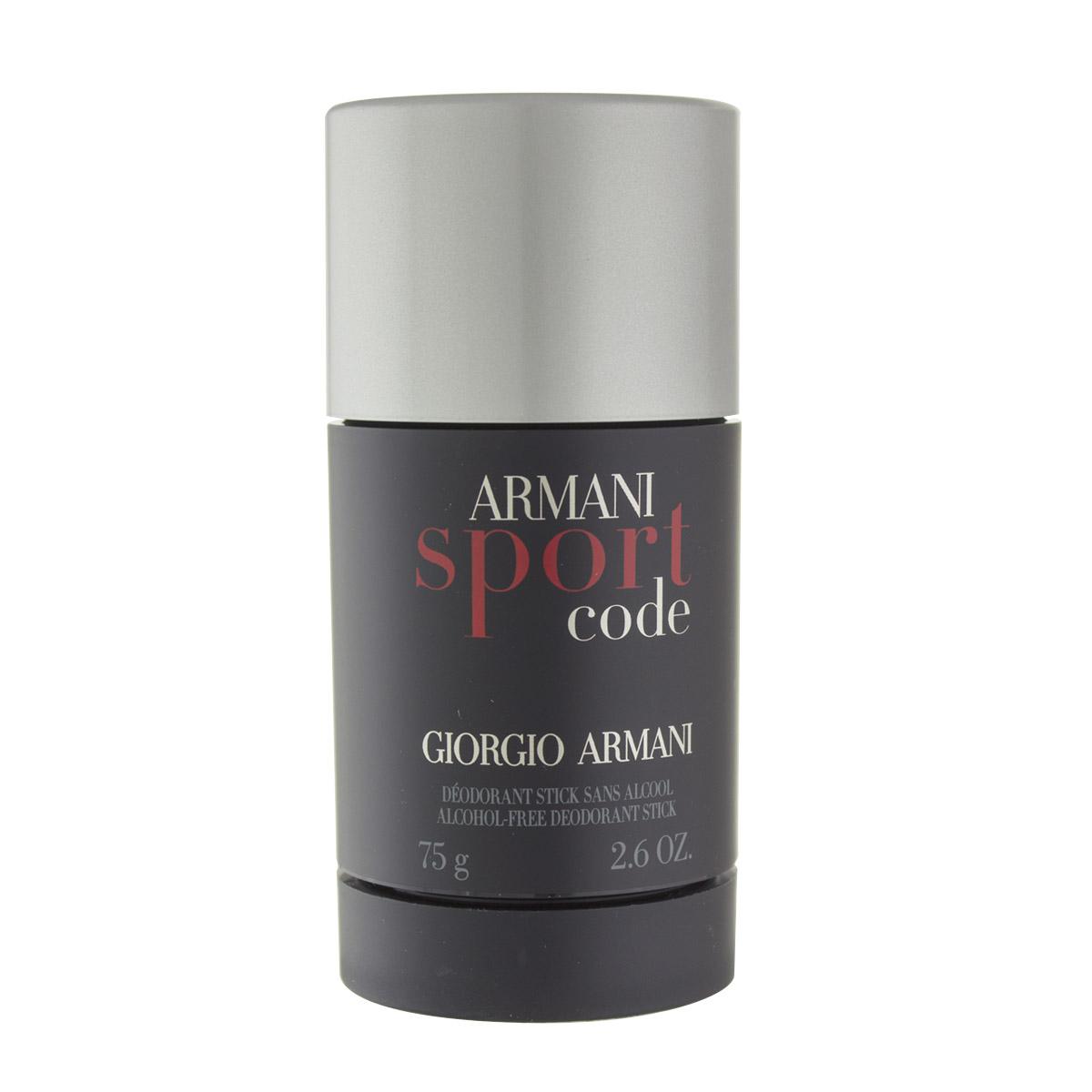 Armani Giorgio Code Sport DST 75 ml M
