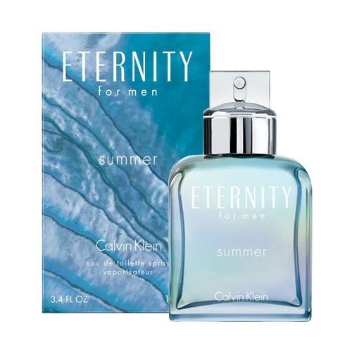Calvin Klein Eternity for Men Summer 2013 EDT 100 ml M