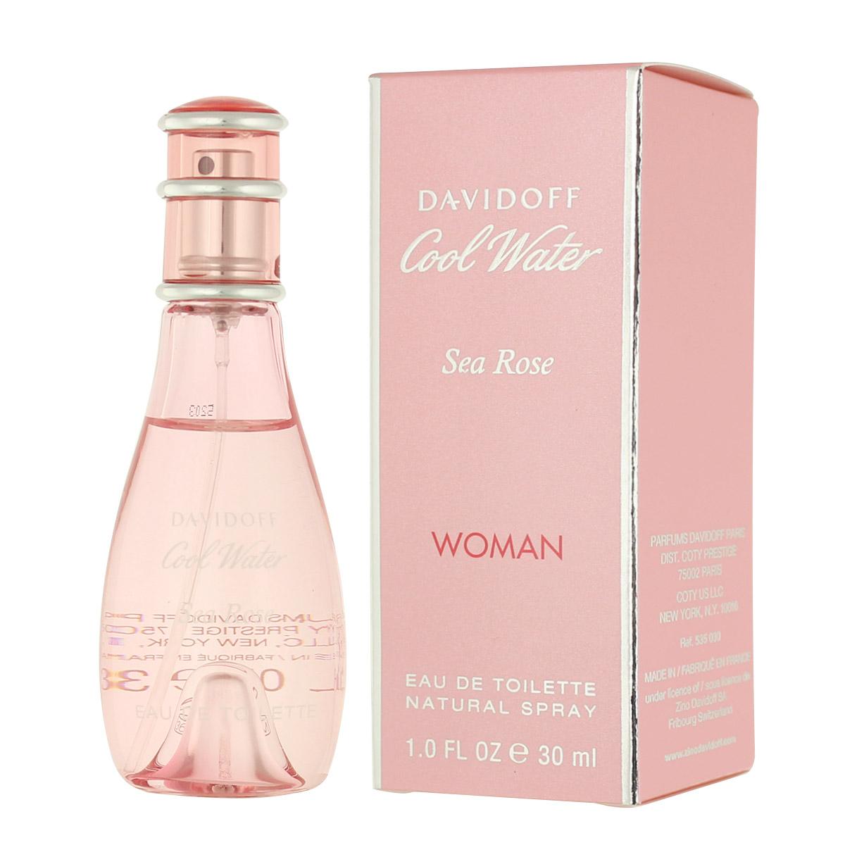 Davidoff Cool Water Sea Rose EDT 30 ml W