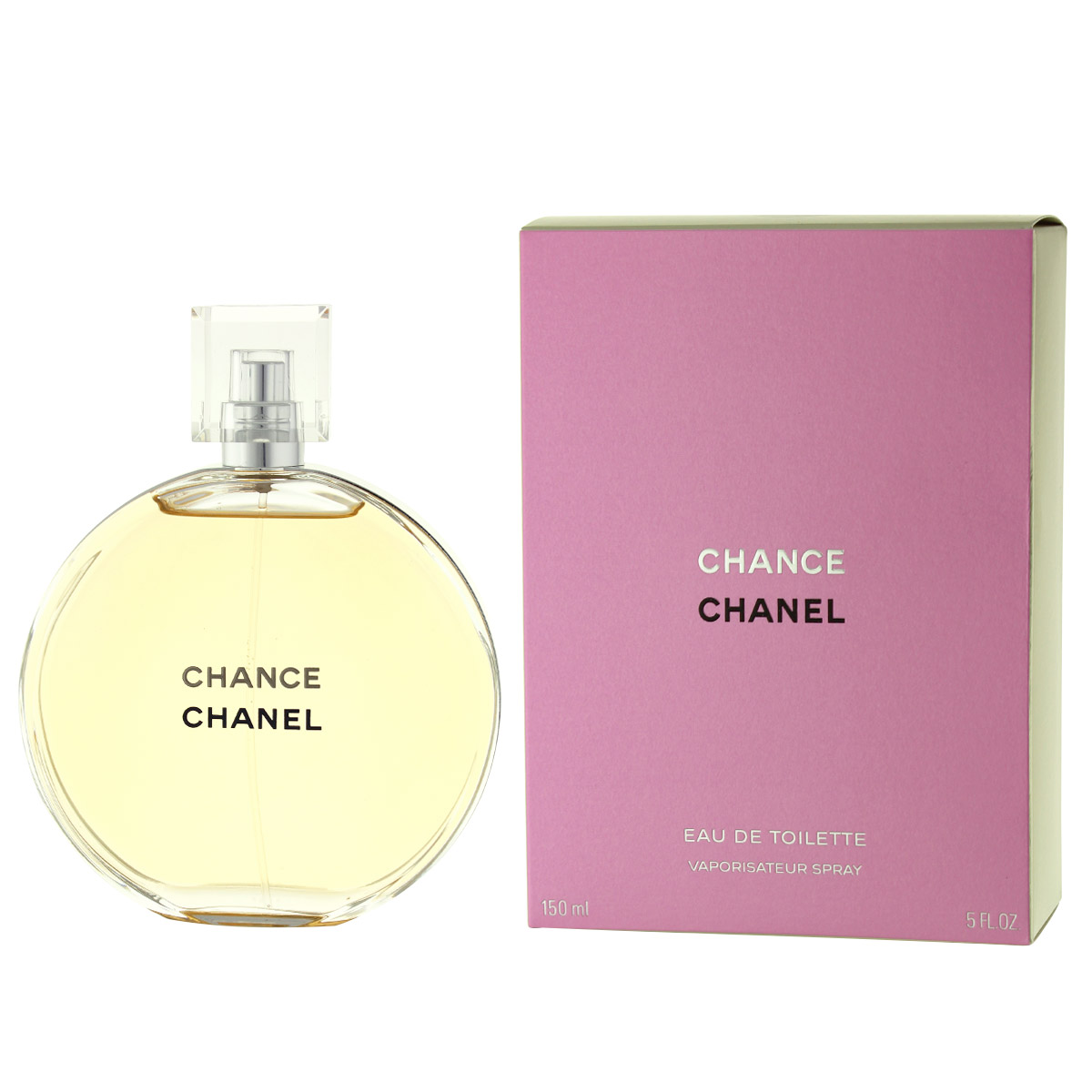 Chanel Chance EDT 150 ml W