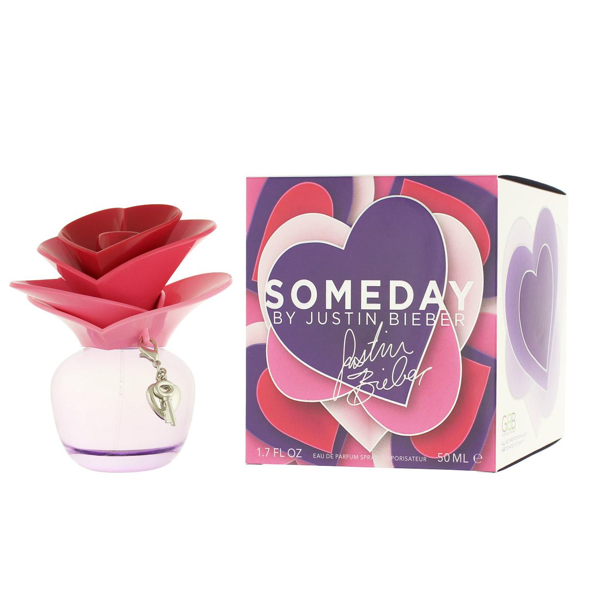 Justin Bieber Someday EDP 50 ml W