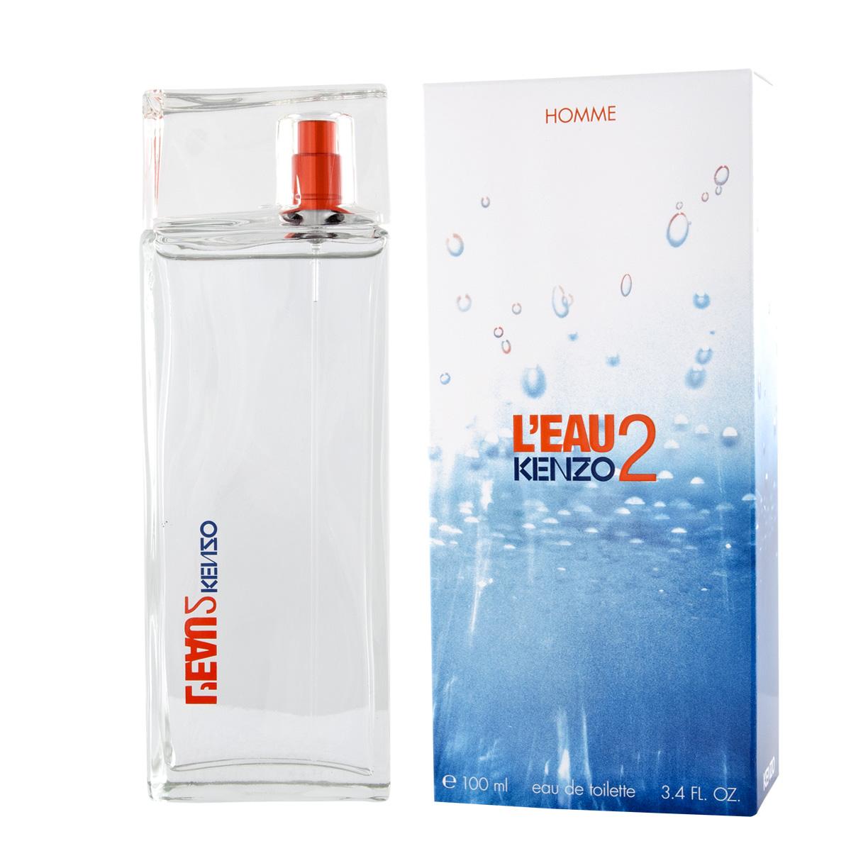 Kenzo L'Eau 2 Kenzo pour Homme EDT 100 ml M