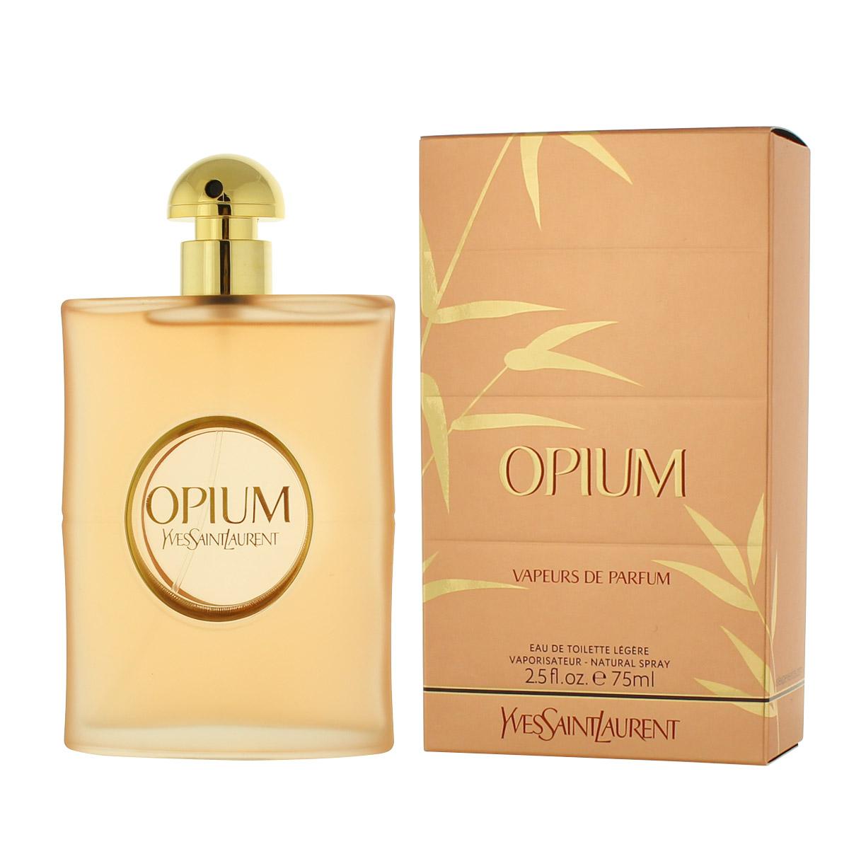 Yves Saint Laurent Opium Vapeurs de Parfum EDT 75 ml W