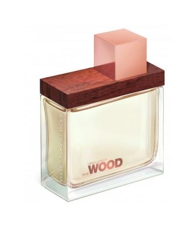Dsquared2 She Wood Velvet Forester Wood EDP tester 100 ml W