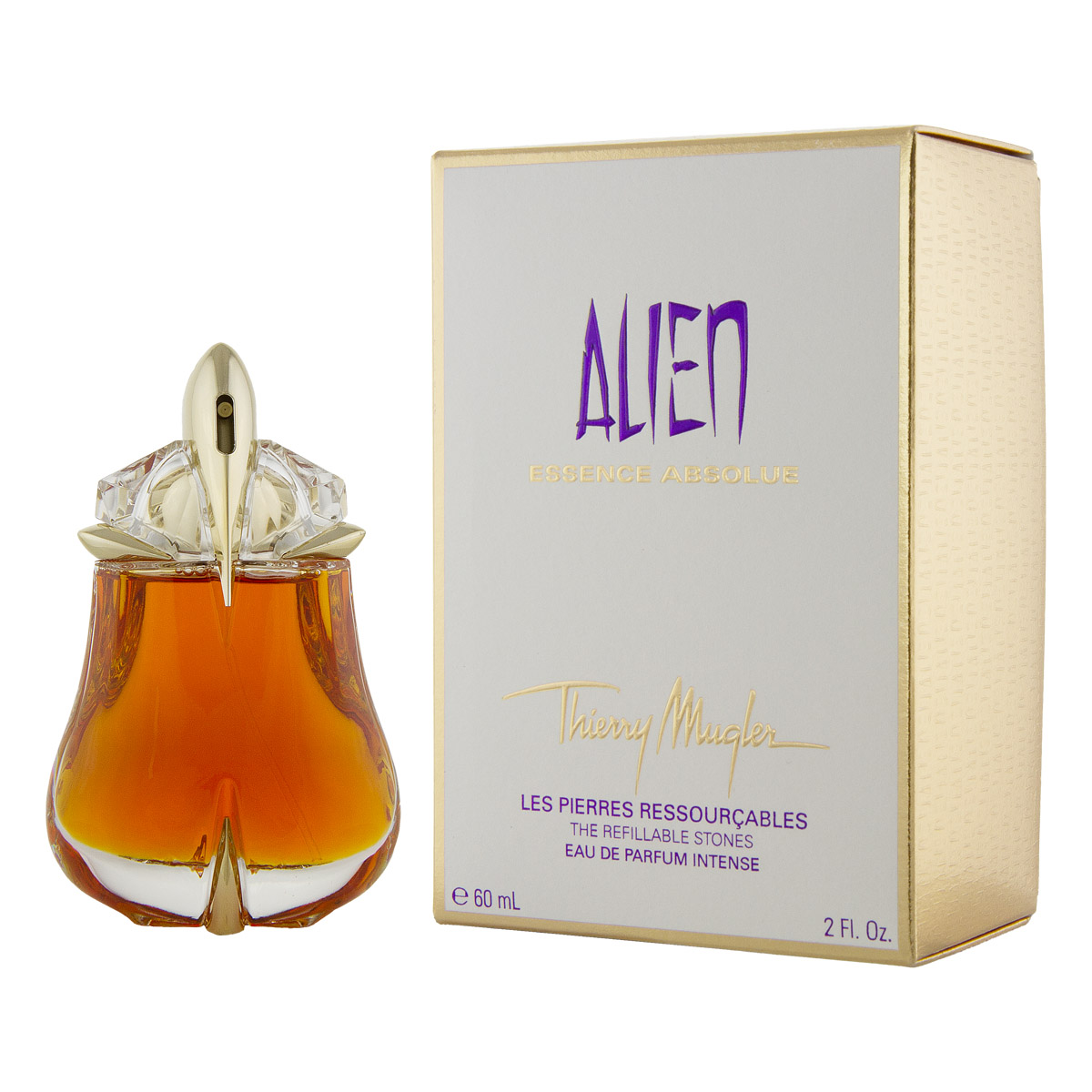 Thierry Mugler Alien Essence Absolue EDP plnitelný 60 ml W