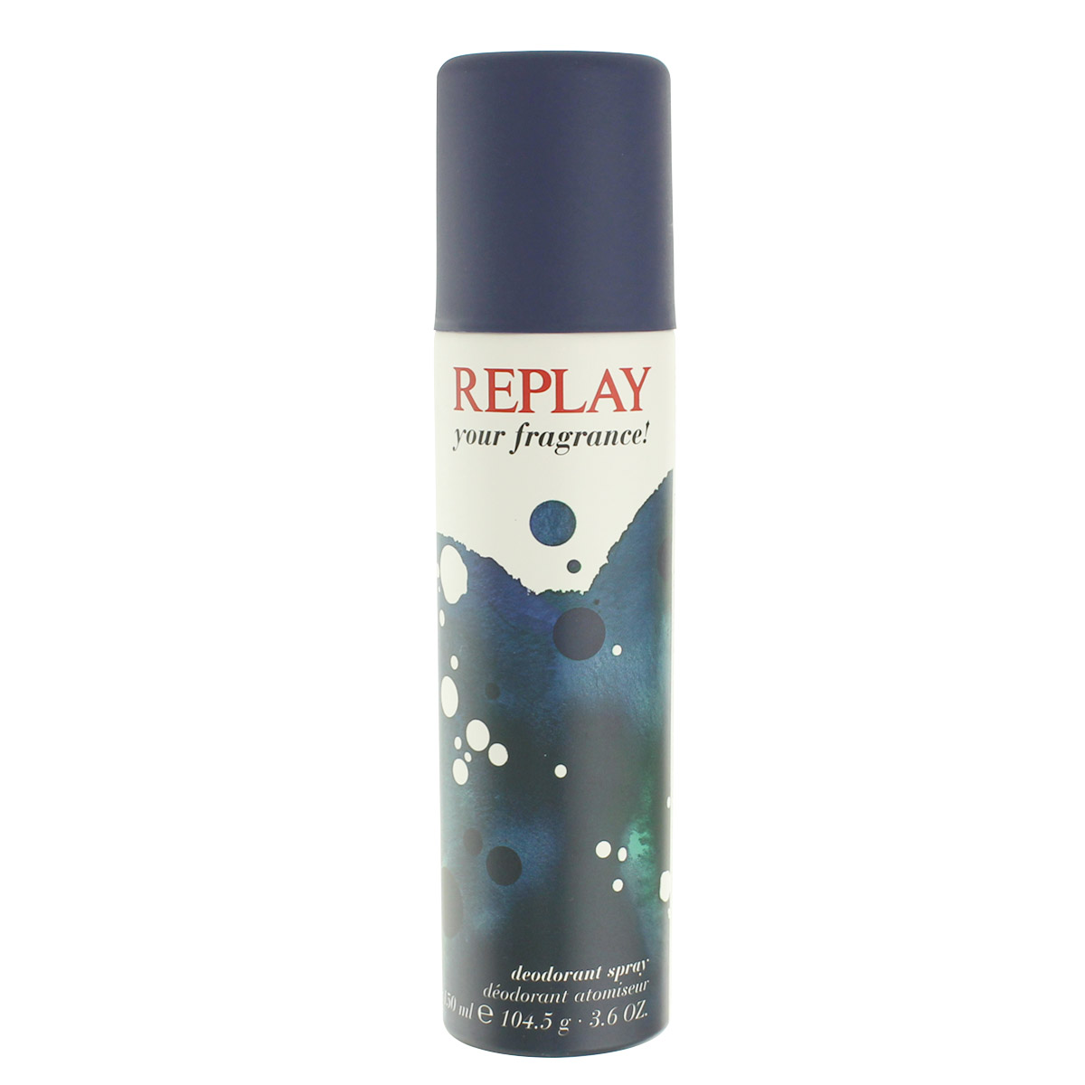 Replay your fragrance! for Men DEO ve spreji 150 ml M