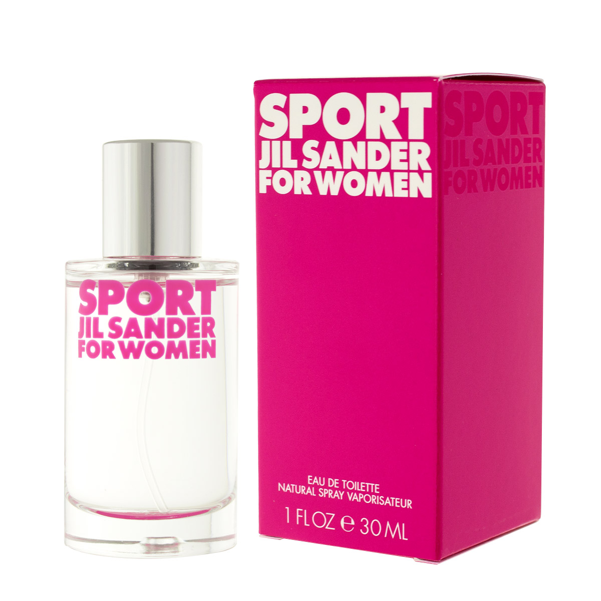 Jil Sander Sport for Women EDT 30 ml W
