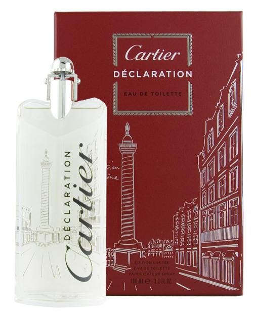 Cartier Déclaration Édition Limitée EDT poškozená krabička 100 ml M