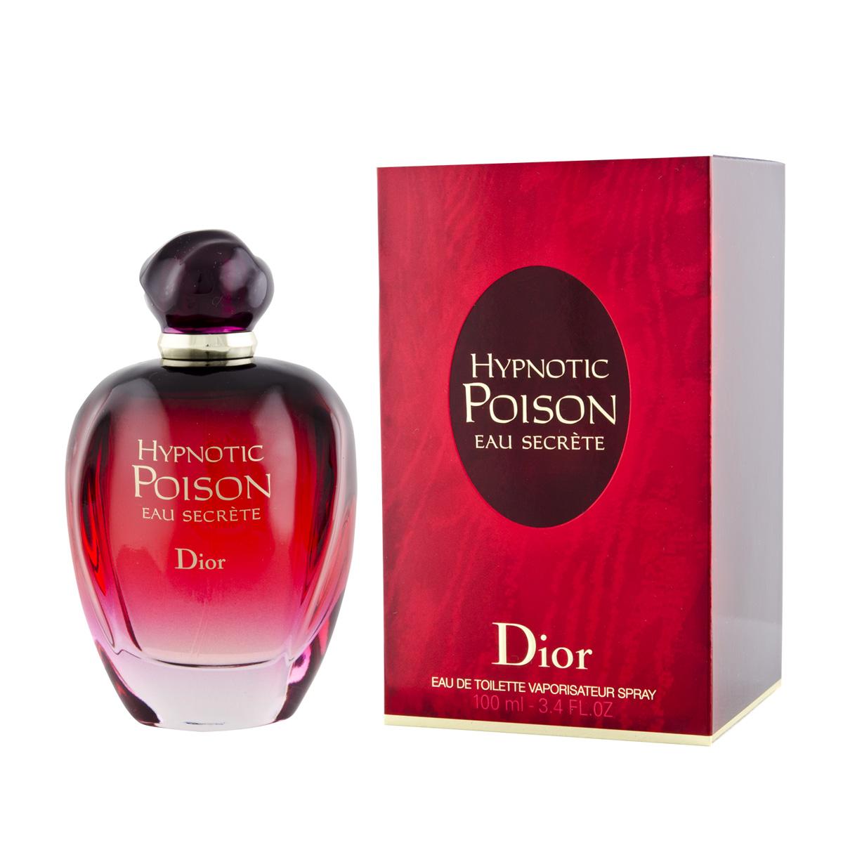 Dior Christian Hypnotic Poison Eau Secrète EDT 100 ml W