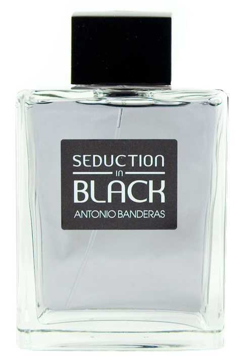 Antonio Banderas Seduction in Black EDT tester 100 ml M