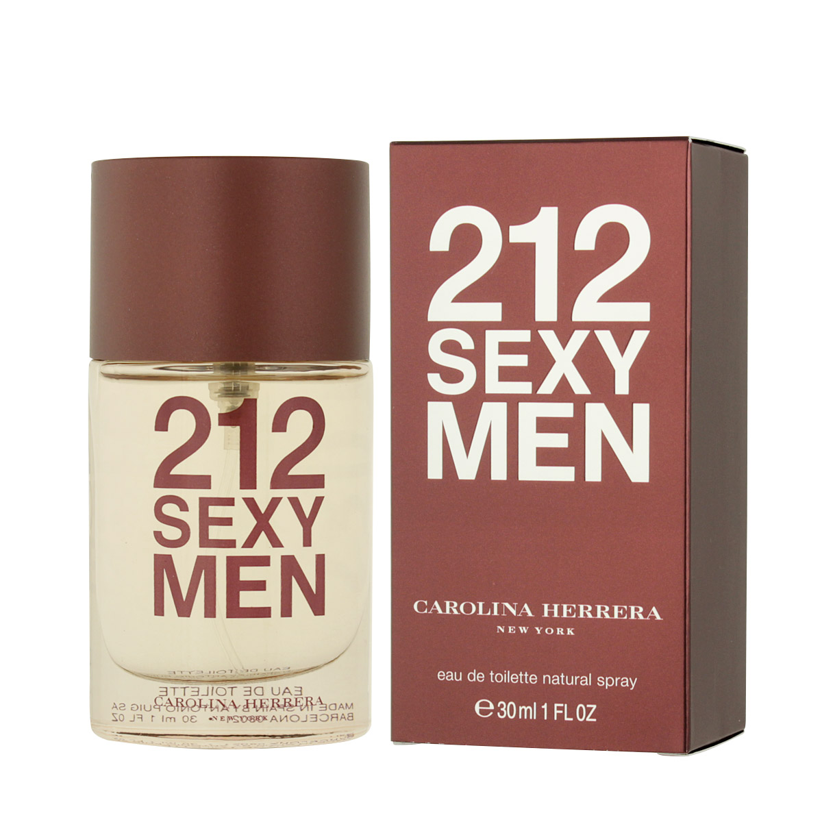 Carolina Herrera 212 Sexy for Men EDT 30 ml M