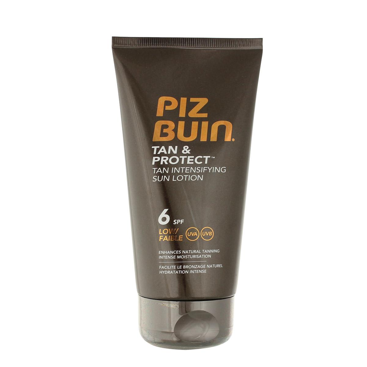 PizBuin Tan & Protect Tan Intensifying Sun Lotion SPF 6 150 ml