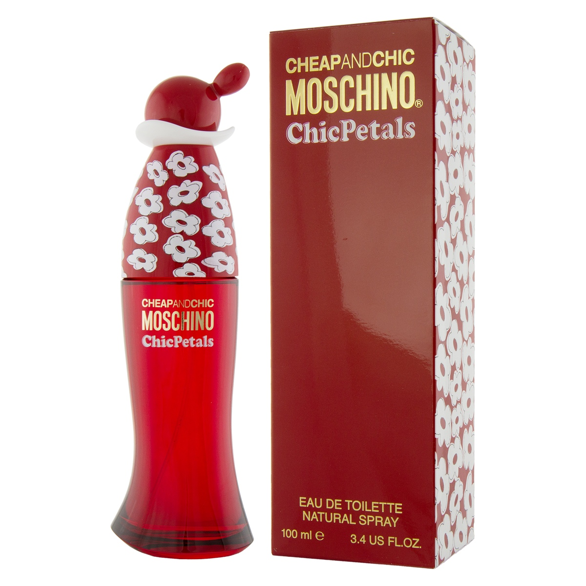 Moschino Cheap And Chic Chic Petals EDT 100 ml W