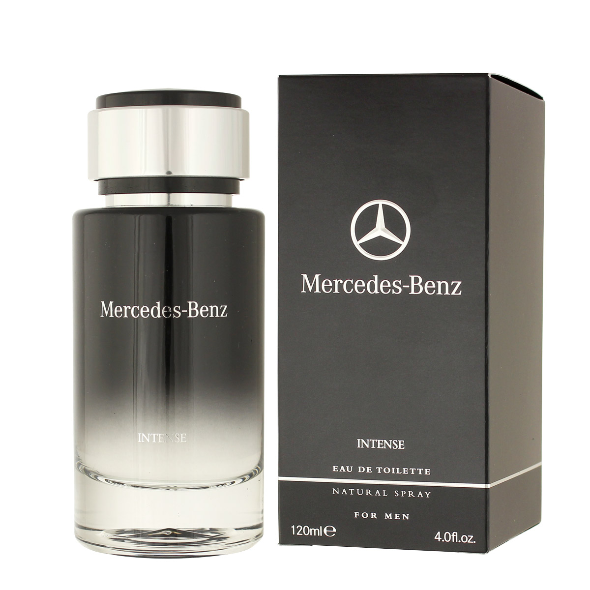Mercedes benz intense toaletni voda 75 ml nejrychlej cz for Mercedes benz independence blvd