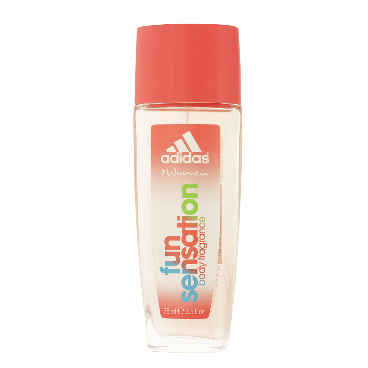 Adidas Fun Sensation DEO ve skle 75 ml W