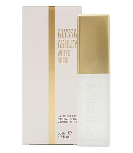Alyssa Ashley White Musk EDT 50 ml W