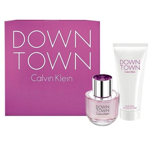 Calvin Klein Downtown EDP 50 ml + BL 100 ml W