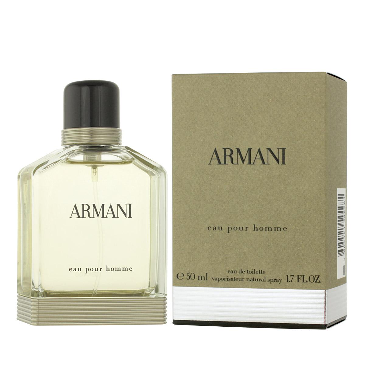 Armani Giorgio Eau Pour Homme 2013 EDT 50 ml M