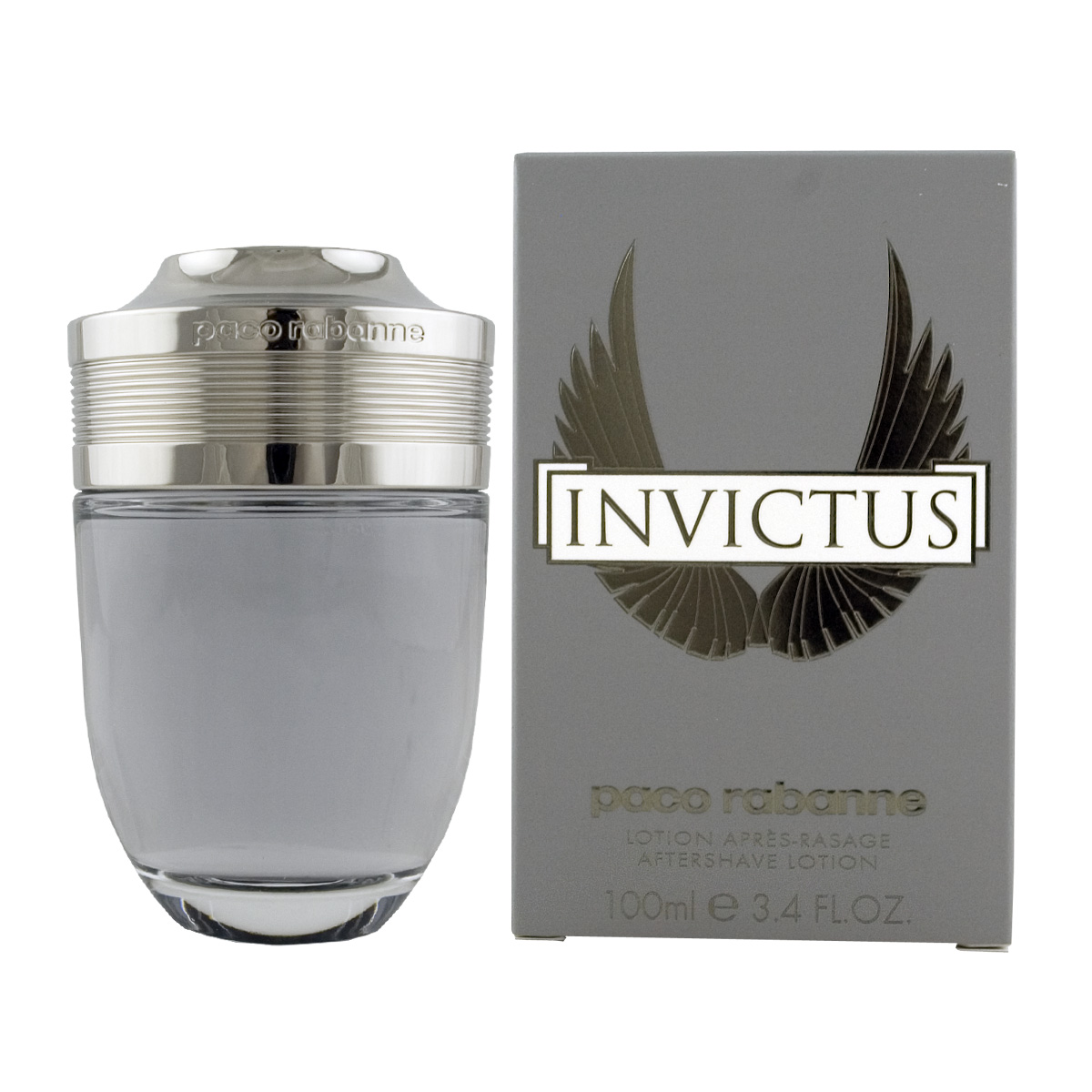 Paco Rabanne Invictus AS 100 ml M
