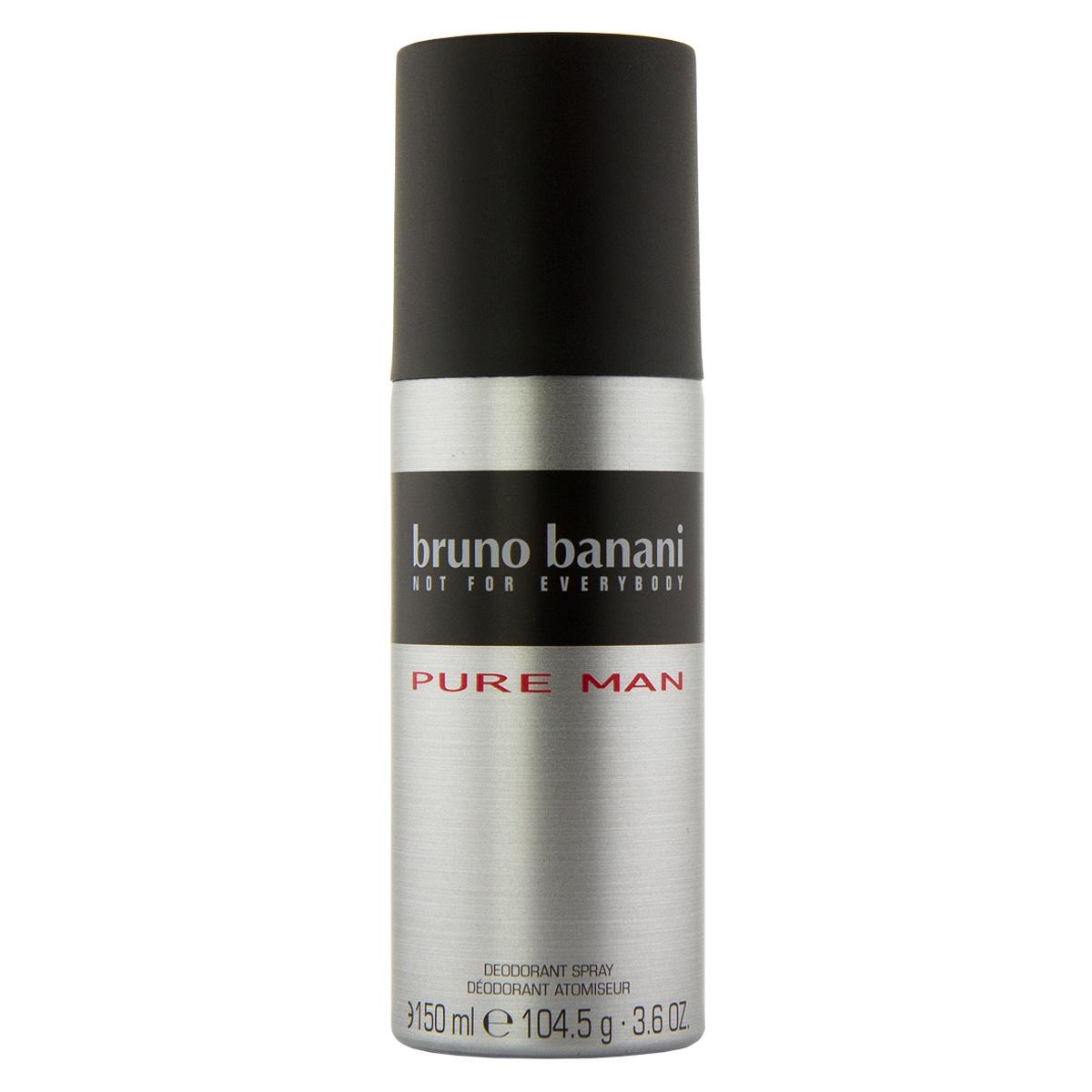 Bruno Banani Pure Man DEO ve spreji 150 ml M