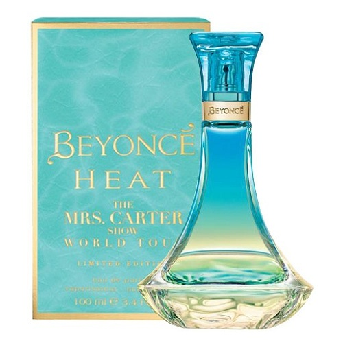Beyonce Heat The Mrs. Carter Show World Tour EDP 100 ml W