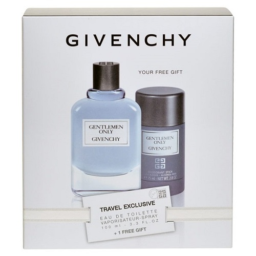 Givenchy Gentlemen Only EDT 100 ml + DST 75 ml M