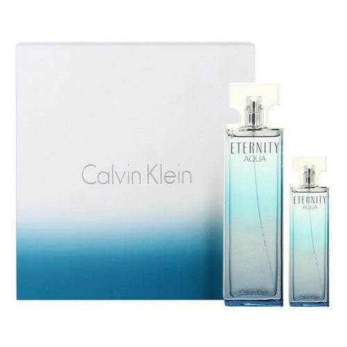 Calvin Klein Eternity Aqua for Women EDP 100 ml + EDP 30 ml W