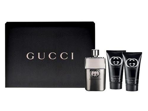 Gucci Guilty Pour Homme EDT 90 ml + ASB 75 ml + SG 50 ml M