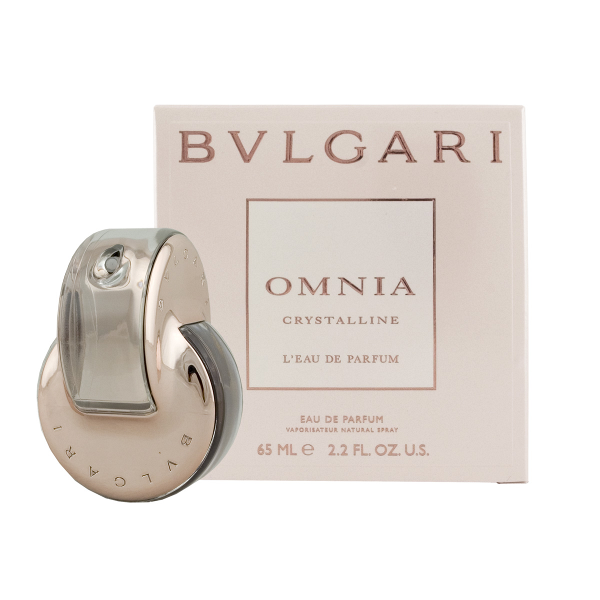 Bvlgari Omnia Crystalline L'Eau de Parfum EDP 65 ml W