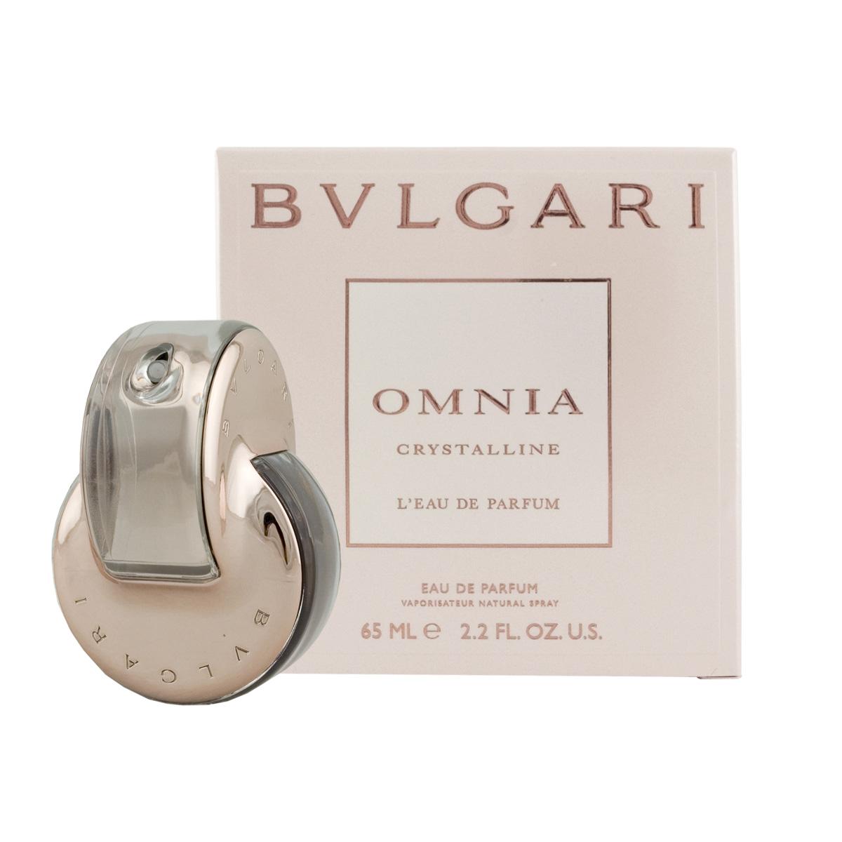 Bvlgari Omnia Crystalline L'Eau de Parfum EDP tester 65 ml W