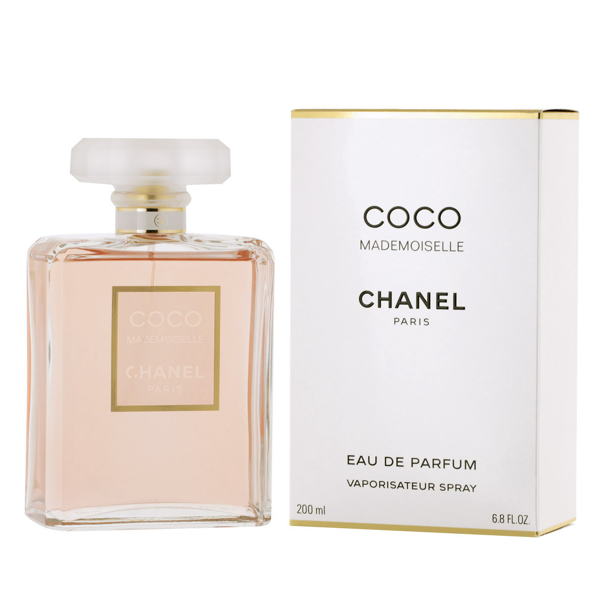 Chanel Coco Mademoiselle EDP 200 ml W