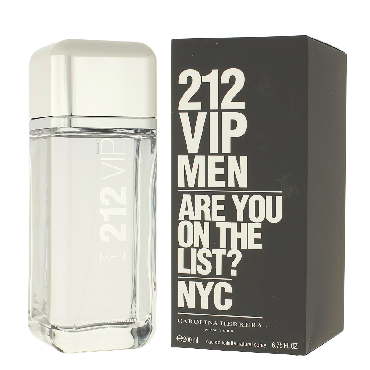Carolina Herrera 212 VIP Men EDT 200 ml M