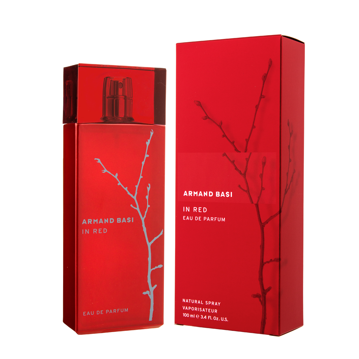 Armand Basi In Red EDP 100 ml W