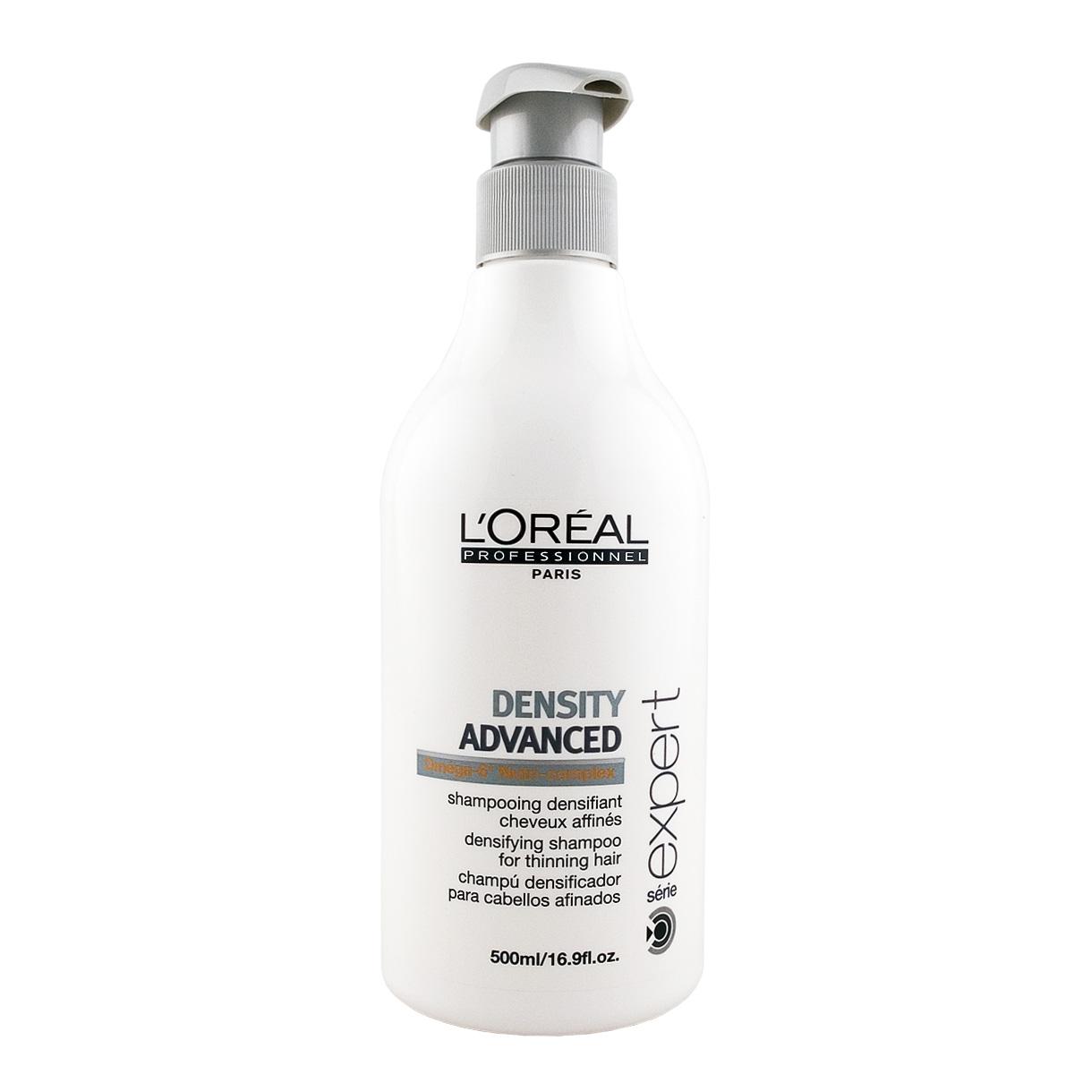 L´Oreal Paris Expert Density Advanced šampon pro obnovu hustoty vlasů 500 ml