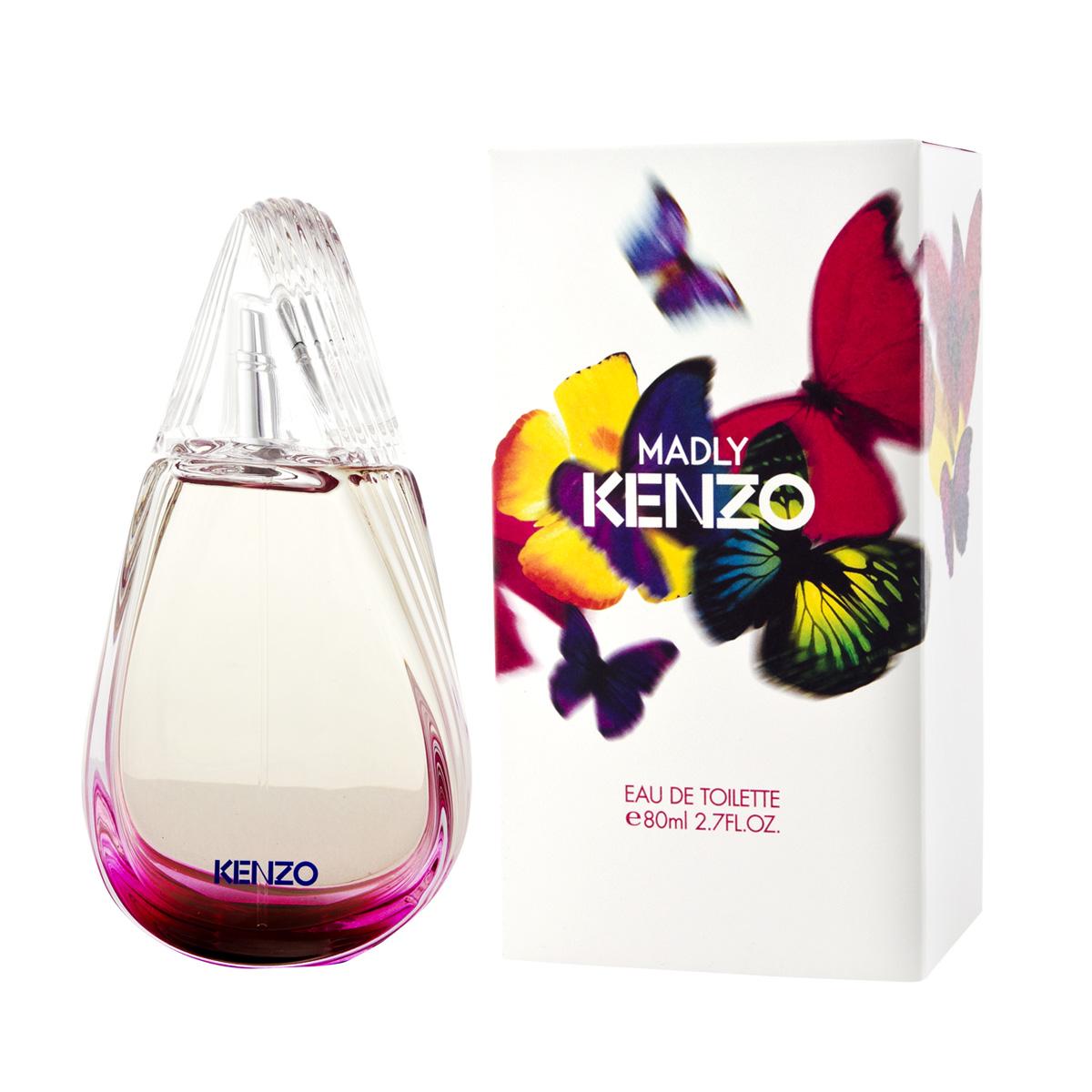 Kenzo Madly Kenzo! EDT 80 ml W