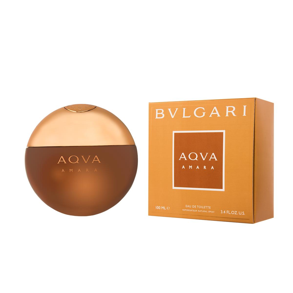 Bvlgari Aqva Amara EDT tester 100 ml M