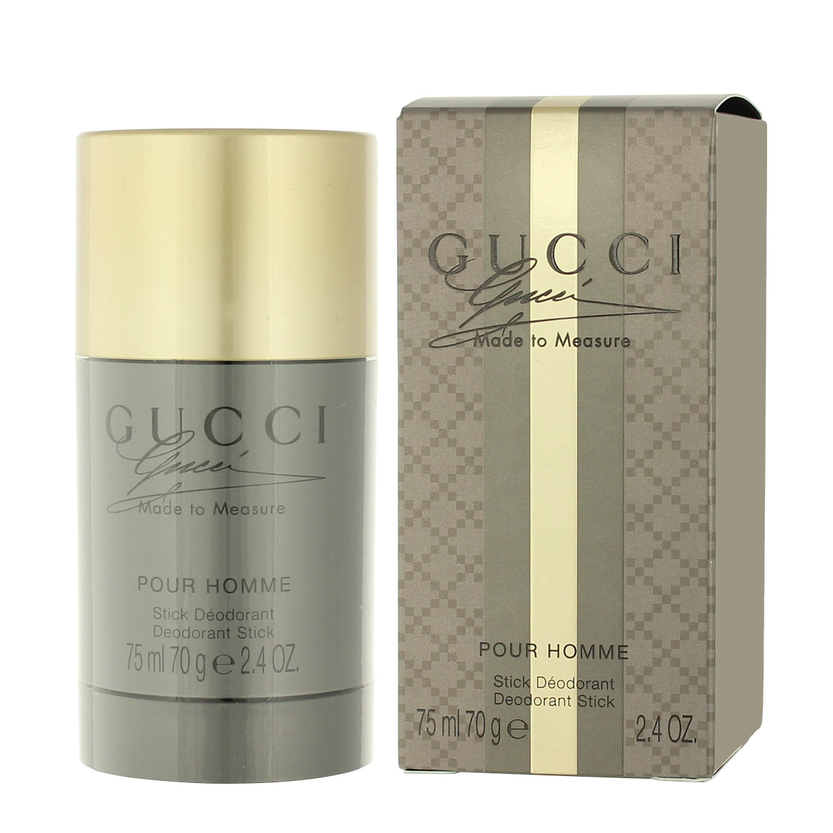 Gucci Made to Measure DST 75 ml M