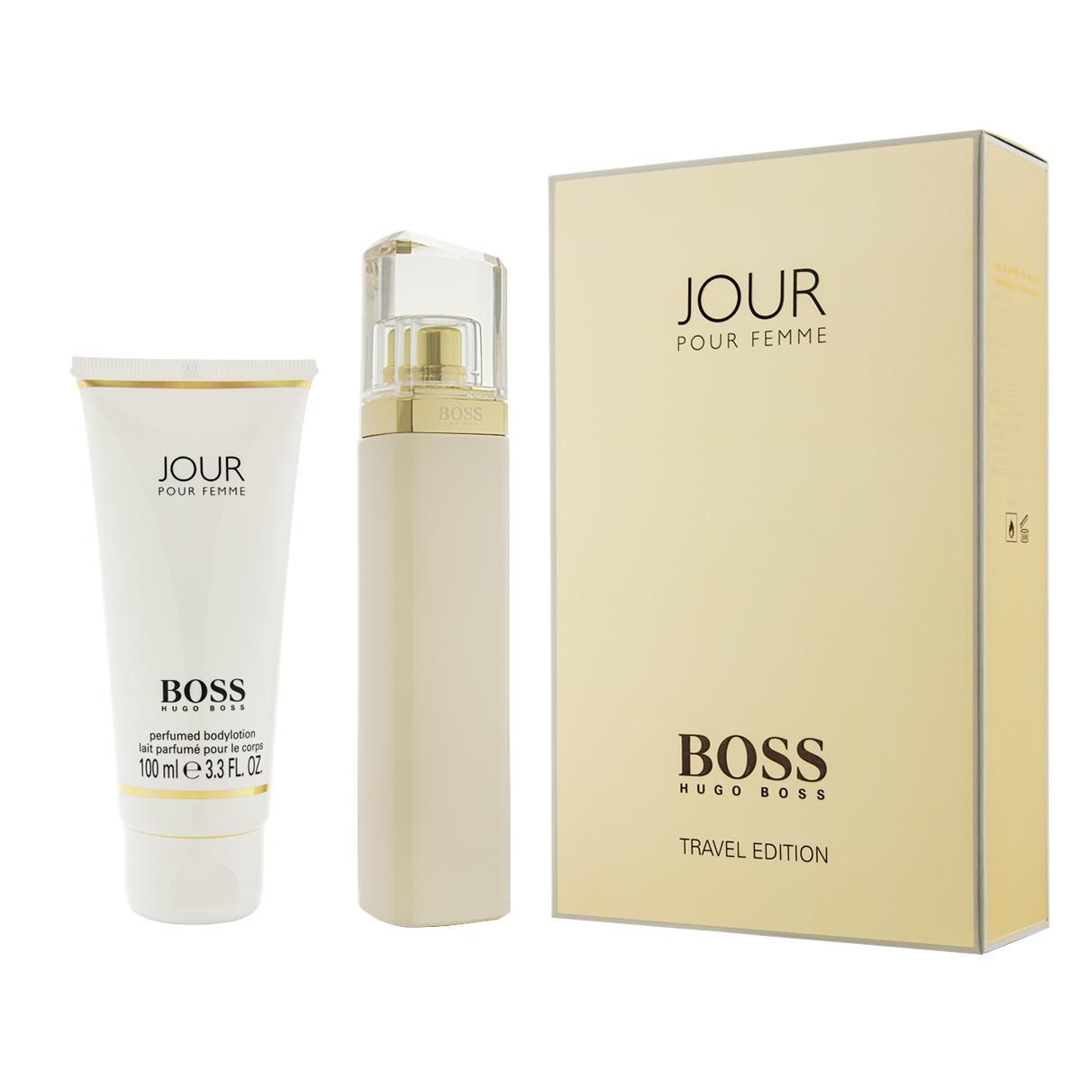 Hugo Boss Jour Pour Femme EDP 75 ml + BL 100 ml W