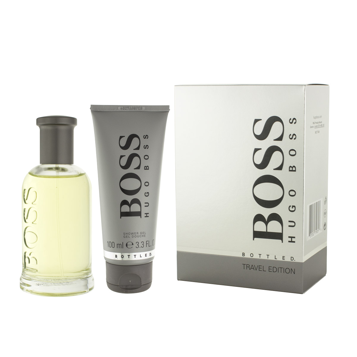 Hugo Boss Bottled No 6 EDT 100 ml + SG 100 ml M