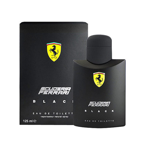 Ferrari Scuderia Black EDT tester 125 ml M