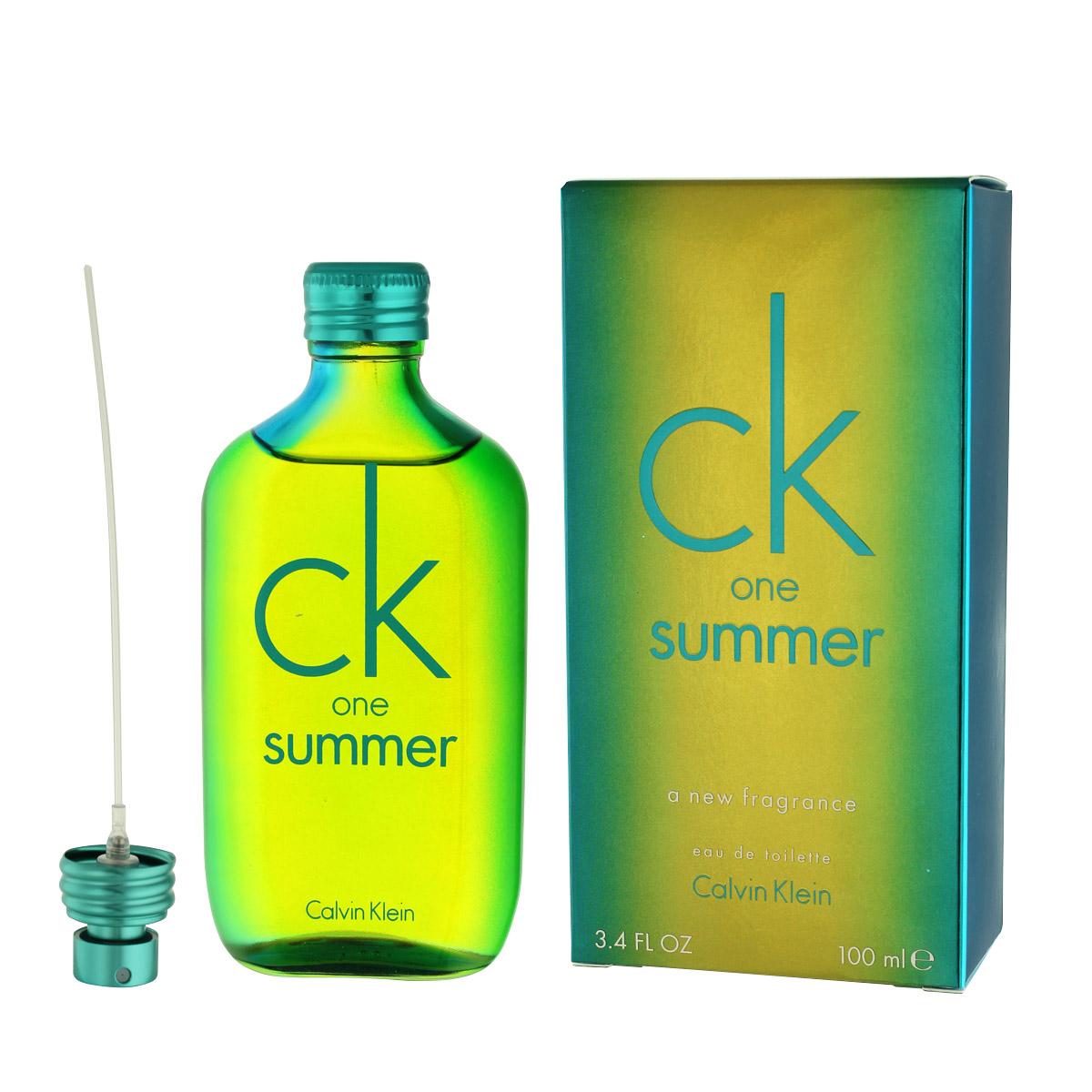 Calvin Klein CK One Summer 2014 EDT 100 ml UNISEX