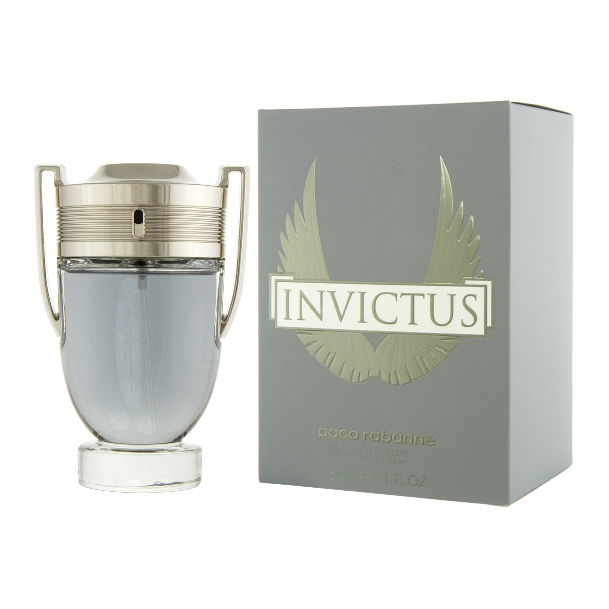 Paco Rabanne Invictus EDT 150 ml M