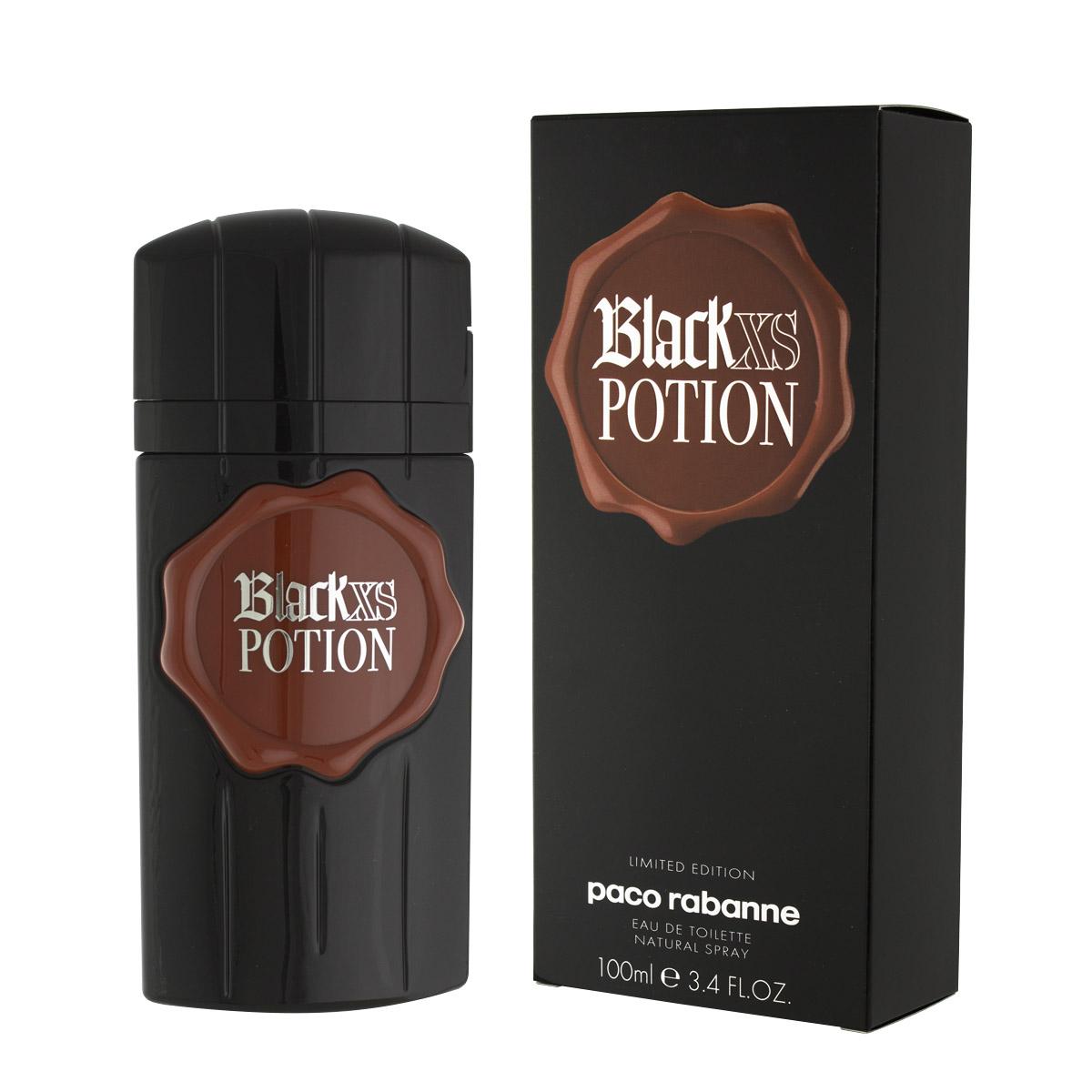 Paco Rabanne Black XS Potion pour Homme EDT 100 ml M