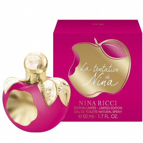 Nina Ricci La Tentation de Nina EDT 80 ml W