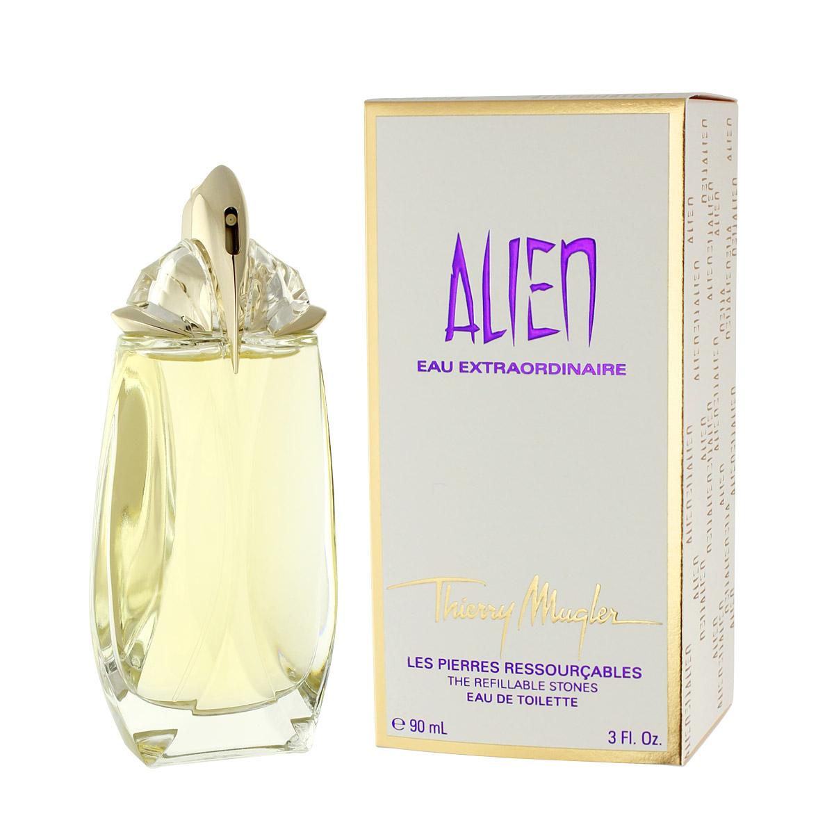 Thierry Mugler Alien Eau Extraordinaire EDT plnitelný 90 ml W