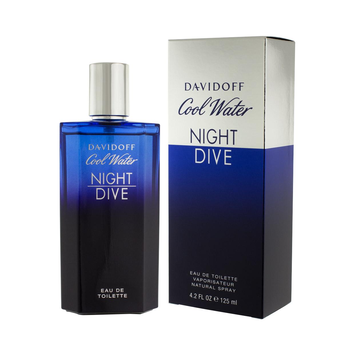 Davidoff Cool Water Night Dive EDT 125 ml M