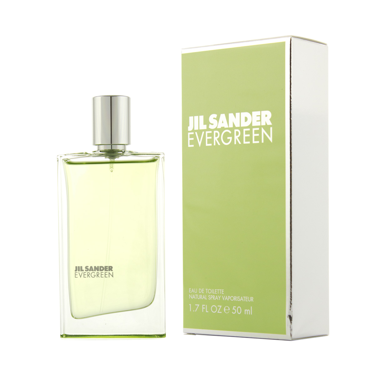 Jil Sander Evergreen EDT 50 ml W