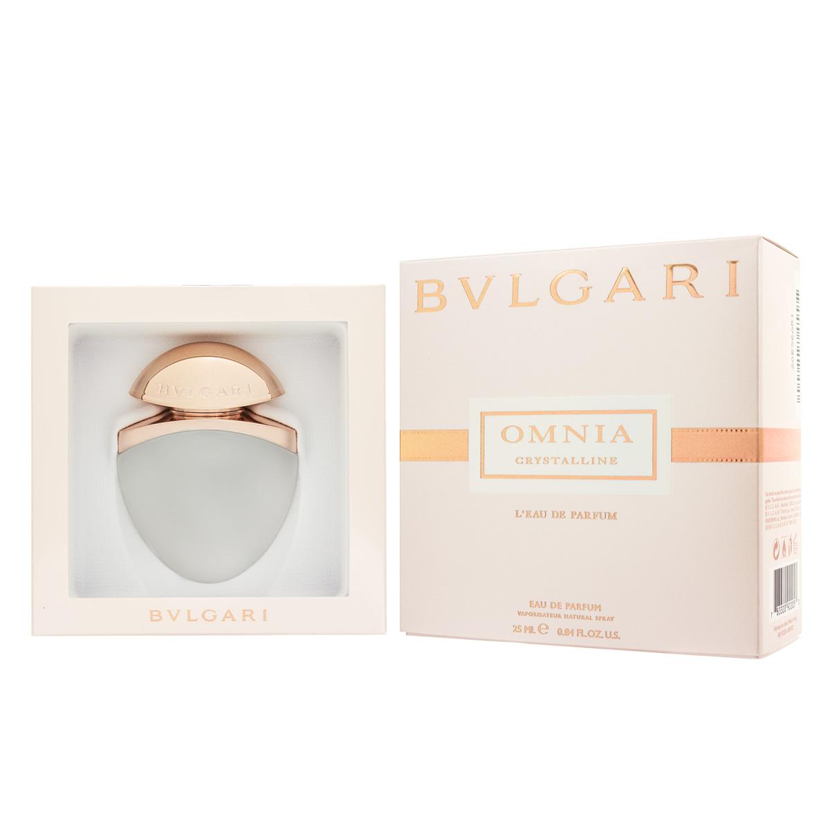 Bvlgari Omnia Crystalline L'Eau de Parfum EDP 25 ml W