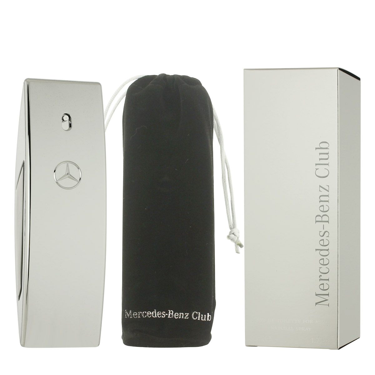Mercedes-Benz Mercedes-Benz Club EDT 50 ml M